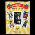 2017 DeGrazia Wall Calendar