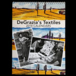 DeGrazia 2018 Wall Calendar