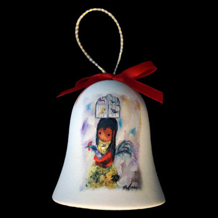 2019 Collectible DeGrazia Bell