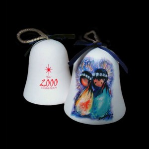 2000 DeGrazia Collectible Bell