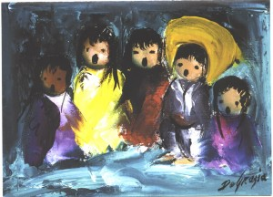 DeGrazia Christmas Cards