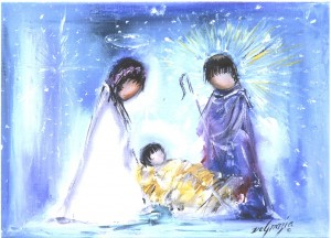 Nativity-Card